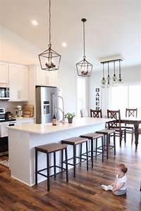Modern, Farmhouse, Kitchen, Reveal