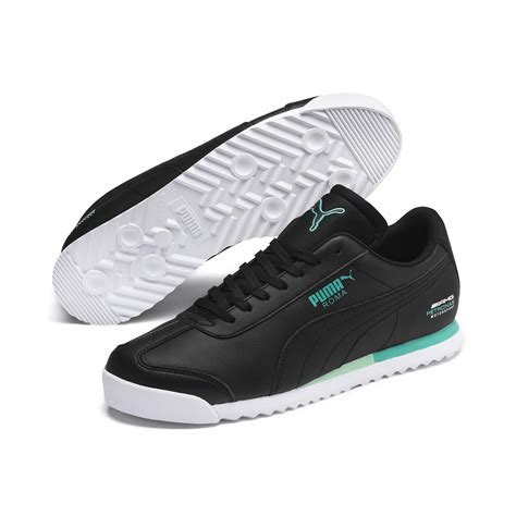 The company distributes its products in more than 120 countries, employs more than 13,000 people worldwide, and. PUMA Mercedes AMG Petronas Roma Men's Sneakers Men Shoe ...