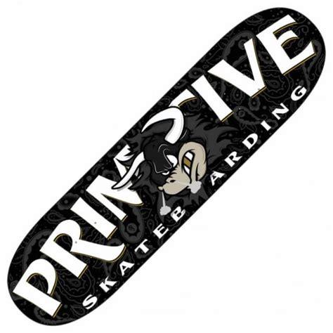 primitive skateboarding primitive raging bull skateboard