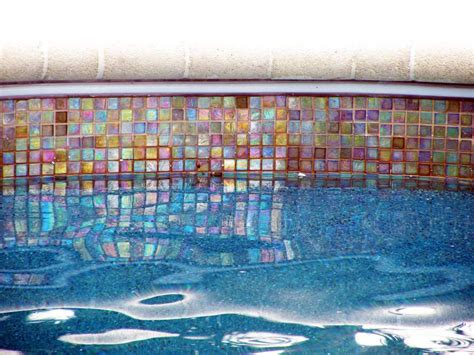 glow in the mosaic pool tiles luminescent mosaic tiles to glow in the gloom mozaico