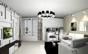 simple home interior design living room simple living room interior design 3d