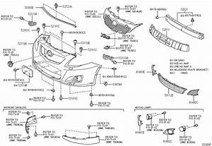 25 2003 Toyota Camry Parts Diagram