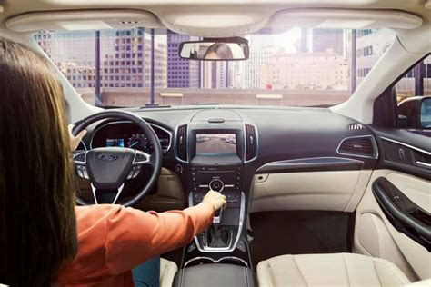 ford edge interior colors 2017 ford 174 edge suv photos colors 360 176 views