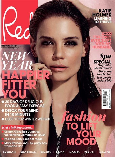 Exclusive Katie Holmes Interview  Red Women Interviews