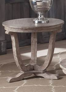Greystone, Mill, Stone, White, Wash, End, Table, From, Liberty, 154