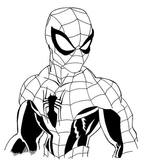 originale disegno da colorare  spiderman disegni da