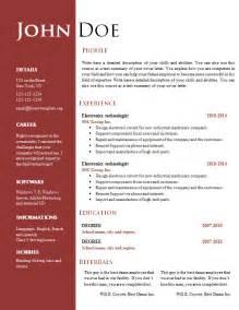 Free Resume Templates Doc Free Creative Resume Cv Template 547 To 553 Freecvtemplate Org