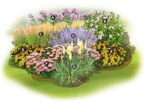 sunny perennial garden ideas photograph xeriscape garden