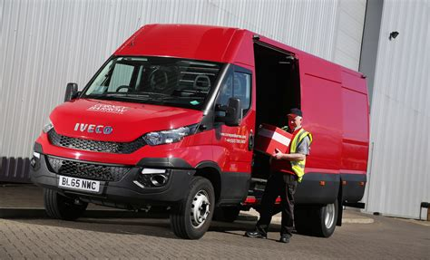 Iveco Daily Hi-matic Vans Deliver The Goods For Wine