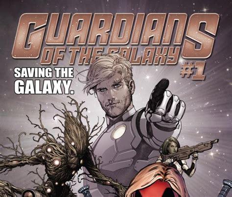 Guardians of the Galaxy (2013) #1 (Texts from Deadpool ...