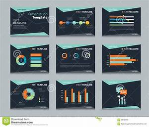 Powerpoint Design Template Black Infographic Powerpoint Template Design Backgrounds