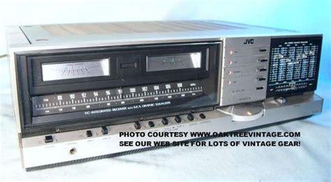 Vintage Jvc Stereo Receivers