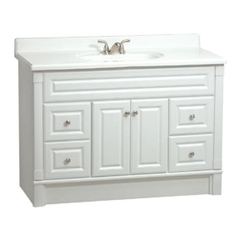 bathroom vanity with tops clearance 30 inch shop estate by rsi southport white casual bathroom vanity