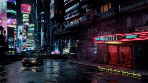 cyberpunk  wallpapers   desktop  mobile screen