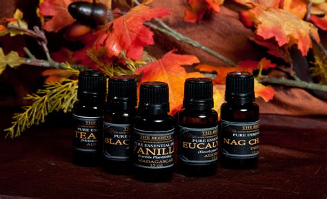Pure Essential Oils The Beehive