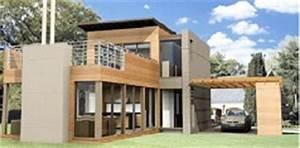 maison modulaire de 20m2 40m2 50m2 60m2 80m2 100m2 With maison de 100m2 plan 11 maison modulaire elegance de 20m2 40m2 50m2 60m2
