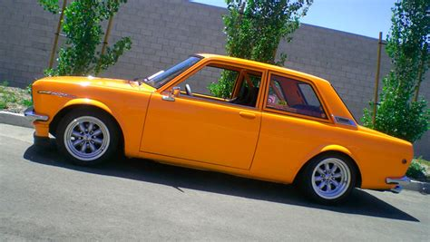 Datsun 510 Bluebird For Sale by Datsun 510 Japanesejamjars