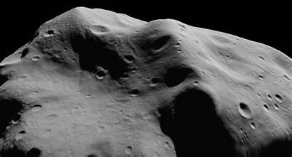 Asteroid Lutetia Rosetta Spacecraft Surface Crater Comet