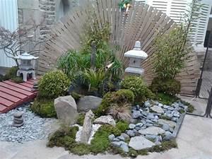 deco jardin zen recherche google deco jardin With amenager un jardin rectangulaire 4 comment amenager un petit jardin idee deco original