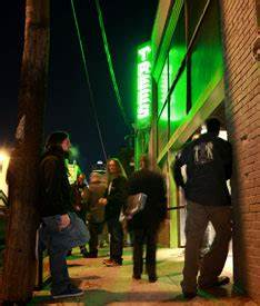 Trees Dallas TX Bars and Clubs