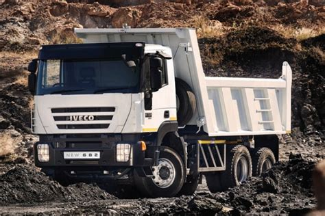 Iveco Trucks With Outstanding Aerodynamic Performance