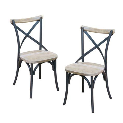 chaise cuisine noir chaise cuisine noir chaise de cuisine en mtal noir et