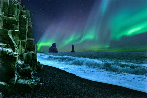 best place to see northern lights in iceland best places to see the northern lights in iceland