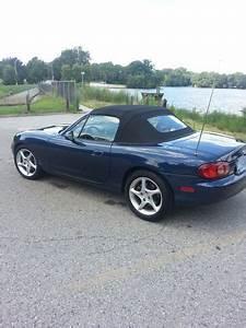 Buy Used 2003 Mazda Miata Base Convertible 2