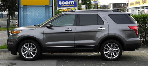 ford explorer   technical specifications interior