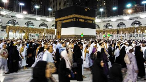 Two Million Muslims To Begin Their Pilgrimage