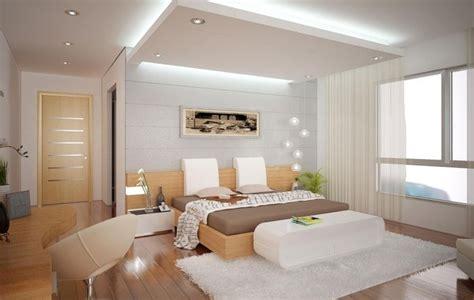 Weisse Farbe Die Gut Deckt by Schlafzimmer Mit Angenehmer Beleuchtung Durch Die