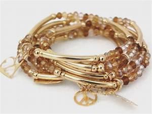 Top 25 ideas about pulseras on Pinterest Cute bracelets, Stretch bracelets and Strand bracelet