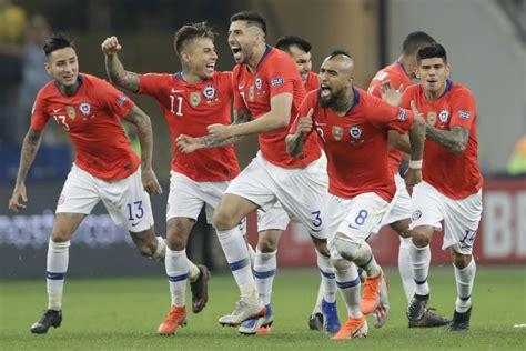 Todas las noticias sobre selección chilena publicadas en el país. Este es el fixture de la Selección Chilena en ...