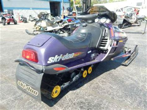formula 3 skidoo used 1998 ski doo formula iii 700 for sale used