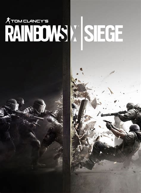 siege jeux affiches posters et images de rainbow six siege 2015