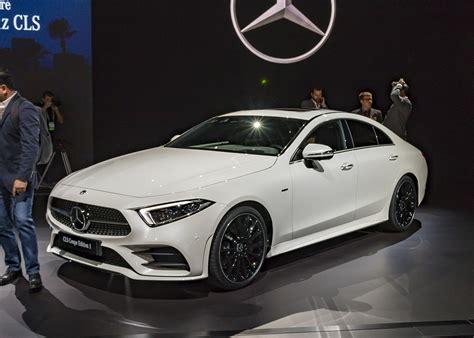 2020 Mercedesbenz Cls Redesign And News Update 2018