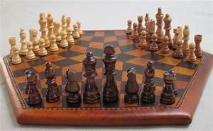 Jeu D échec Original : cuir 39 colibri jeu d 39 checs pour trois joueurs ~ Melissatoandfro.com Idées de Décoration