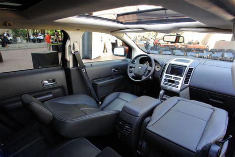 2007 Ford Edge Interior   Picture / Pic / Image