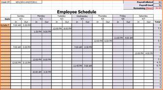 Free Receipt Template Excel 8 Weekly Work Calendar Budget Template Letter