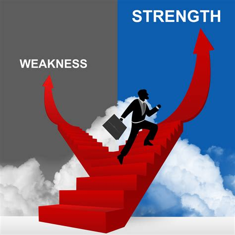 Strength And Weakness In by Brenda Bence 187 Archive 187 Do You Fall Into This Trap