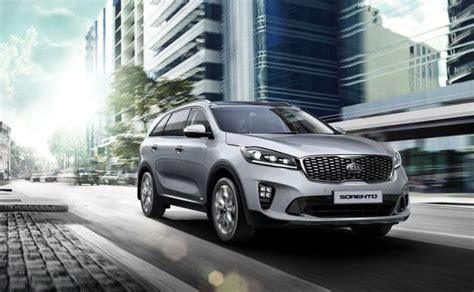 2019 Kia Sorento Msrp Announced