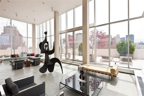 ultimate manhattan penthouse  tribeca idesignarch