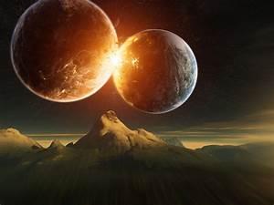 APV when planets collide   The POTATO group