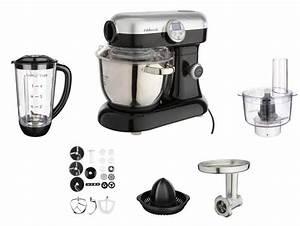 Robot Cuisine Multifonction : robot multifonctions harper kitchencook revolution v2 noir ~ Farleysfitness.com Idées de Décoration