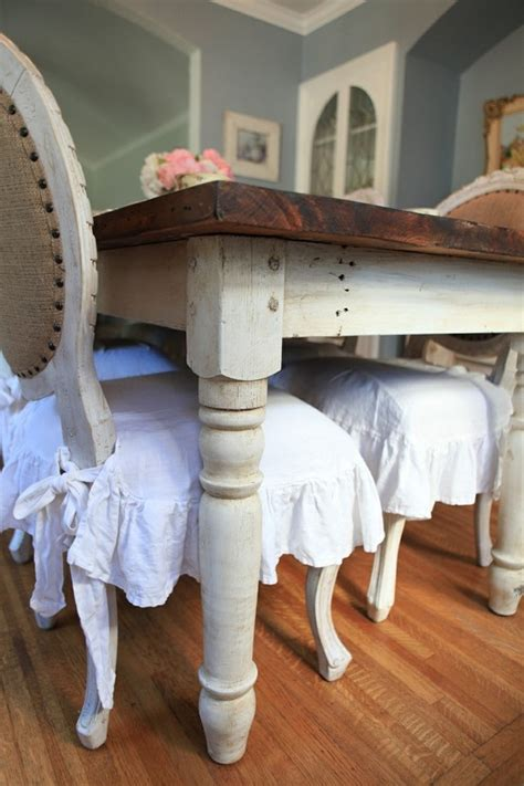 Shabby Chic Dining Room Chair Covers by Pin By Shane Covelli On Things I Like