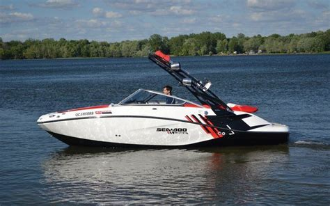 Sea Doo Wave Boat For Sale by 2012 Sea Doo 210 Jet Boat Sports Boats