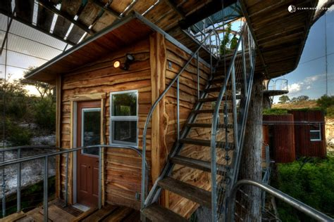 Maybe you would like to learn more about one of these? Tree House in Austin, Texas