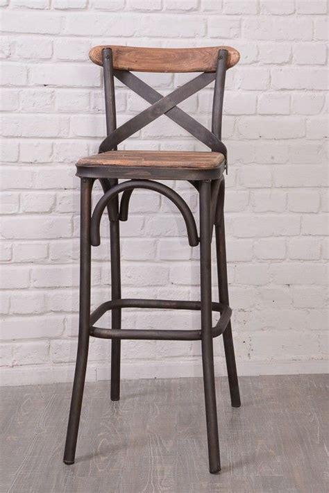 chaise haute industriel les 25 meilleures idées concernant tabourets de bar