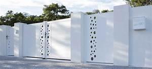 Idee De Cloture Pas Cher : wonderful portail de maison pas cher contemporary best ~ Premium-room.com Idées de Décoration