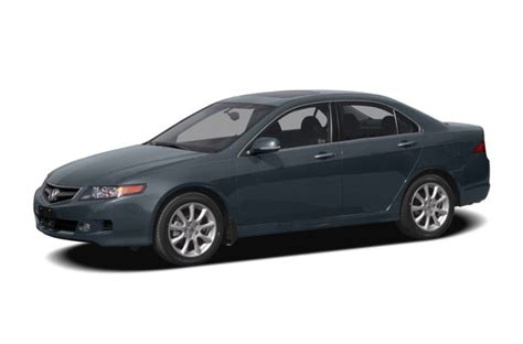 2006 acura tsx specs safety rating mpg carsdirect